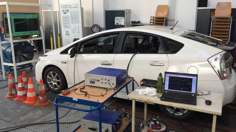 Hochschule Esslingen | Toyota Prius Plugin