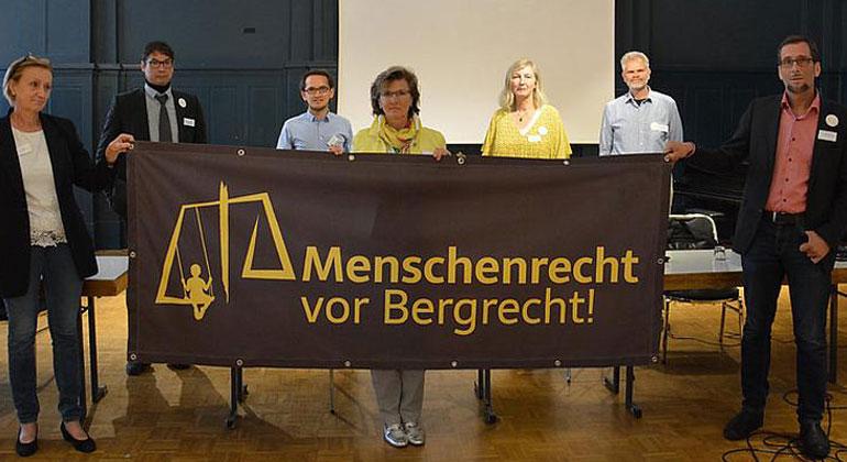 Tagebaubetroffene ziehen vors Verfassungsgericht