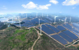 SUNGROW | Südkorea | Hybrid-Solar-Wind