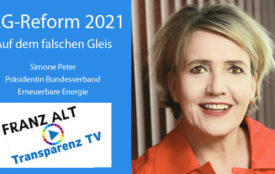 TransparenzTV | bee-ev.de |Simone Peter