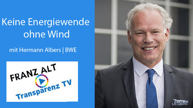 TransparenzTV | Hermann Albers | BWE