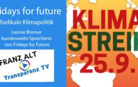 TransparenzTV | Fridays for Future