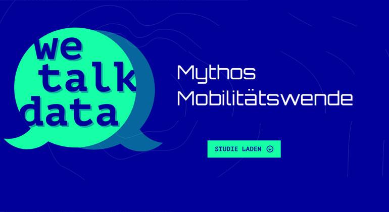 WeTalkData | Mythos Verkehrswende