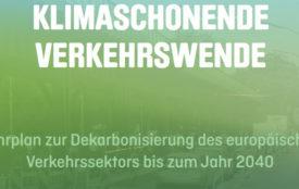 greenpeace.de | Zeit für eine klimaschonende Verkehrswende