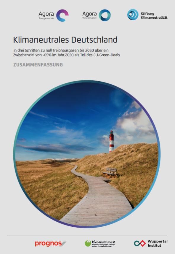 Agora | Klimaneutrales Deutschland 2050