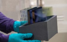 Armor | Oioo.fr | Die neuen organischen Solarfolien sind vor allem für den Innenbereich gut geeignet.