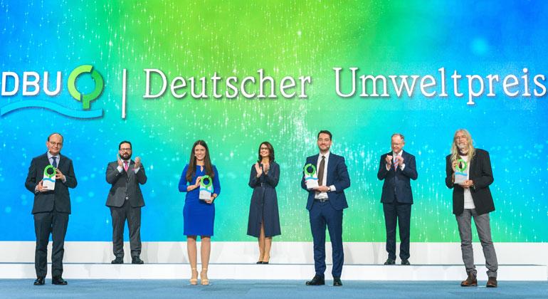 Deutscher Umweltpreis 2020