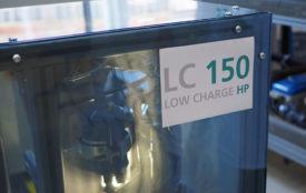 Fraunhofer Ise | Die am Fraunhofer ISE entwickelte Wärmepumpe LC150 setzt auf das klimafreundliche Kältemittel Propan.