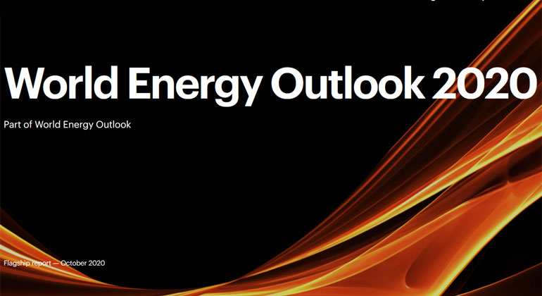 World Energy Outlook 2020 shows how the response to the Covid crisis can reshape the future of energy