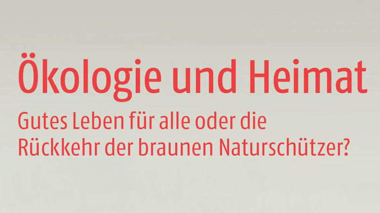S. Hirzel Verlag | Jahrbuch Ökologie 2021