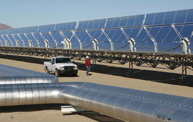 NREL | Photo courtesy of Nevada Solar One