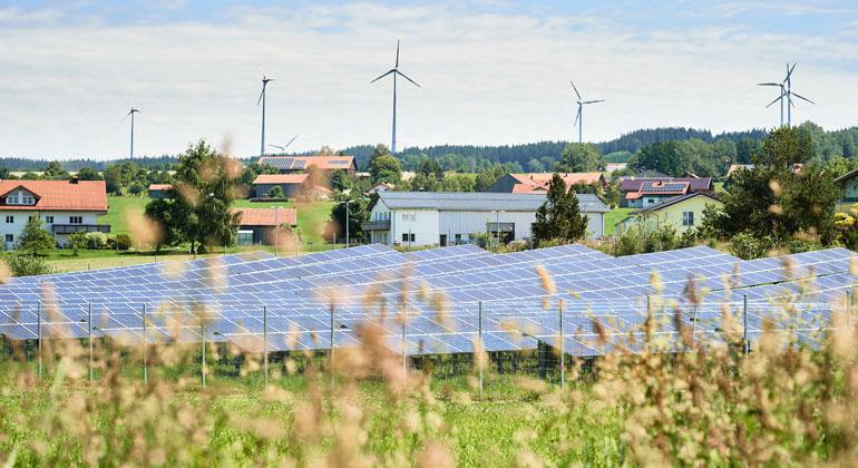 Startschuss für lokalen Energiehandel basierend auf der Blockchain-Technologie in Wildpoldsried