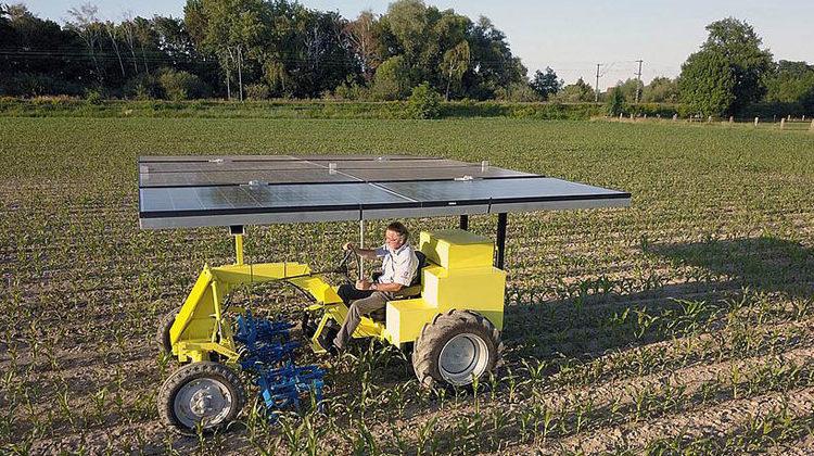 Heinz Wegmann - Soest - SolarTraktor
