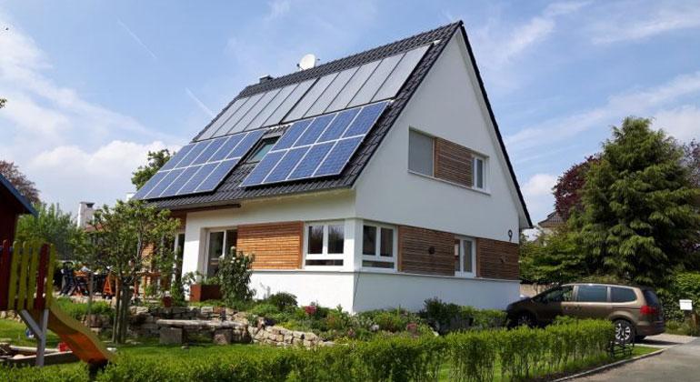 Unverändert hohe BAFA-Förderung für Sonnenhäuser
