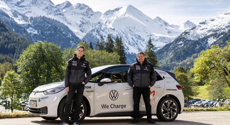 Volkswagen | ID.3-Pro S | Antritt zur 20.000 Kilometer-Marathonfahrt: Langstreckenqualitäten des neuen ID.3 im Test.