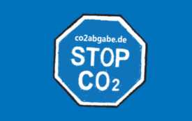 co2abgabe | co2abgabe.de | Logo