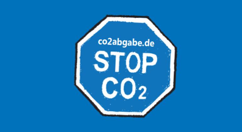 co2abgabe | co2abgabe.de | Logo