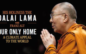 "Hanover Square Press | Dalai Lama ""Our only Home"""