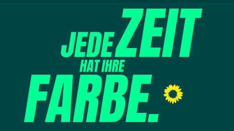 Gruene.de |Jede Farbe hat seine Zeit | Parteitag 2020