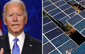 Rethink Energy | Report | Under Joe Biden as new President the solar market in the U.S. will accelerate a new report of Rethink Energy predicts.