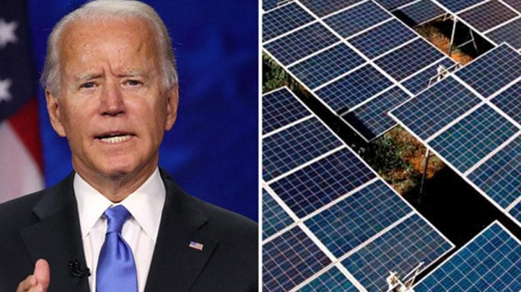 Rethink Energy   Report   Under Joe Biden as new President the solar market in the U.S. will accelerate a new report of Rethink Energy predicts.