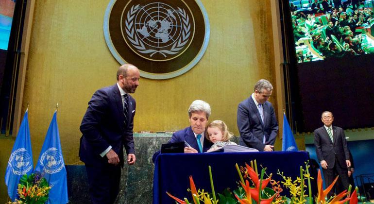 "Designierte US-Regierung: John Kerrys ""World War Zero"""