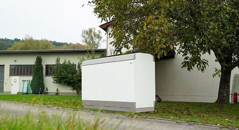 Vigos |Photovoltaik Outdoor Speicher