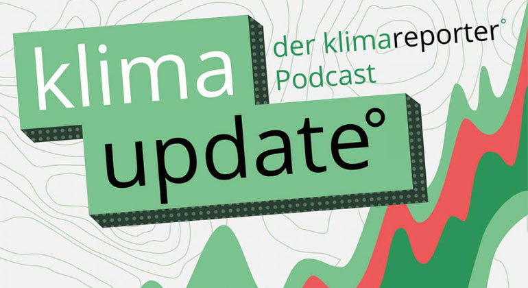 Der Klimareporter Podcast – Folge 2