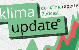 klimareporter | Podcast klima update°