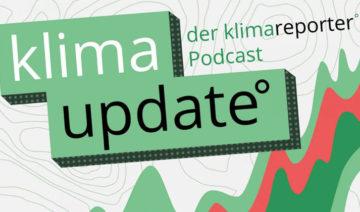 klimareporter | Podcast klima update°
