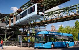 Stadt Wuppertal |EKdM-Wuppertal | Wasserstoffbus