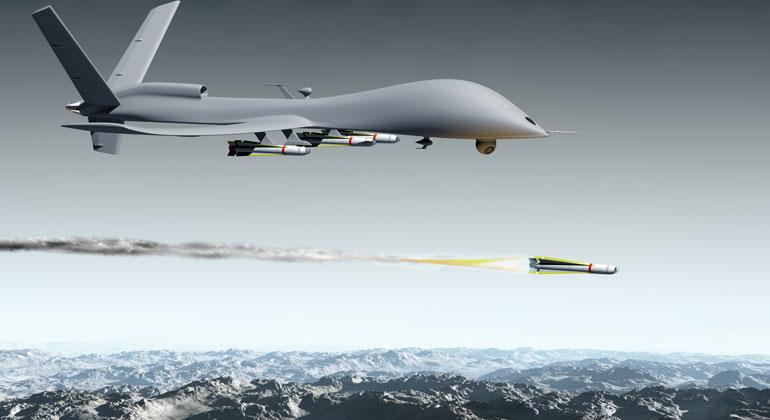 Gefährdung von Soldatinnen und Soldaten durch bewaffnete Drohnen wird verkannt
