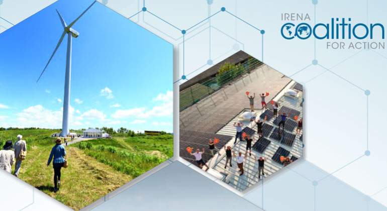 IRENA Coalition for Action releases new report onstimulating community energy investment