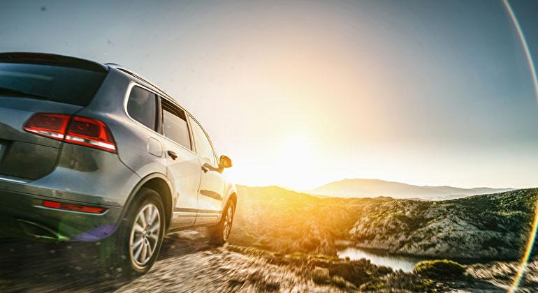 SUV-Wahn deutscher Autohersteller lässt CO2-Ausstoß deutlich steigen