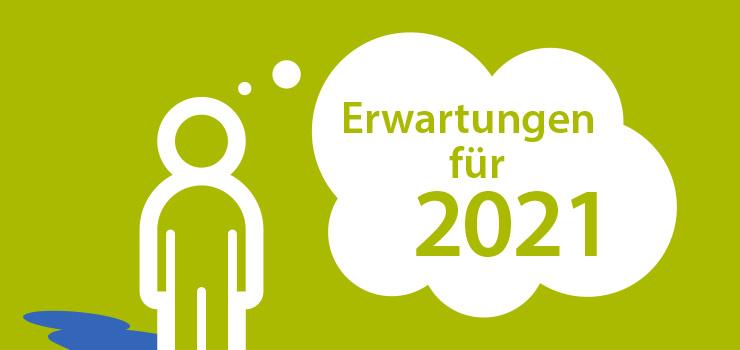 Was die Bundesbürger für 2021 erwarten