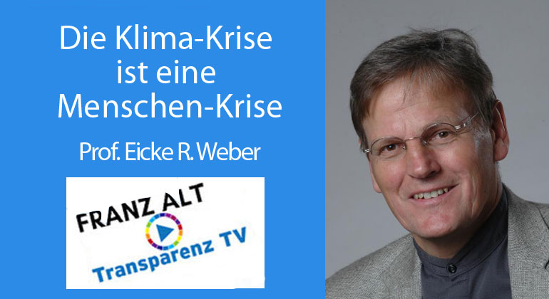 TransparenzTV | Fraunhofer Institut (ISE) | Prof. Dr. Eicke R. Weber