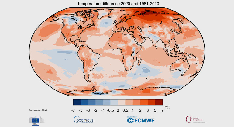 ERA5 | Copernicus Climate Change Service/ECMWF