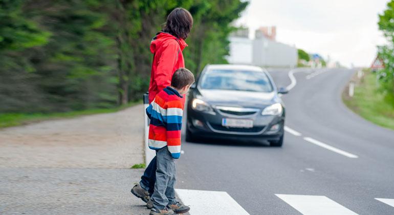 CO2-Fußabdrücke im Alltagsverkehr