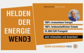 Georg Salvamoser Preis