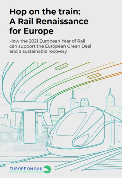 Germanwatch | Train Europe