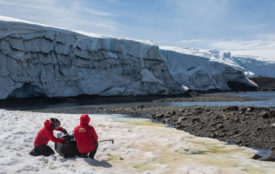National Snow and Ice Data Center (NSIDC) | Gonzalo-Barrera | Antarctica