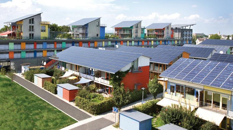 rolfdisch.de | Solarsiedlung