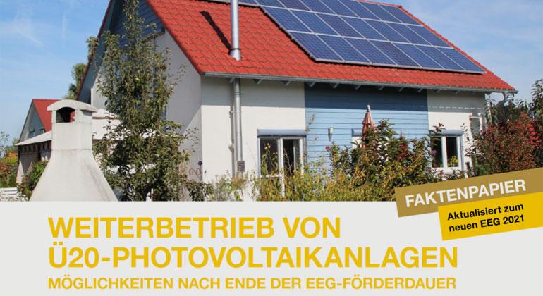 Photovoltaik: Neue Solarstromanlagen lohnen sich auch 2021