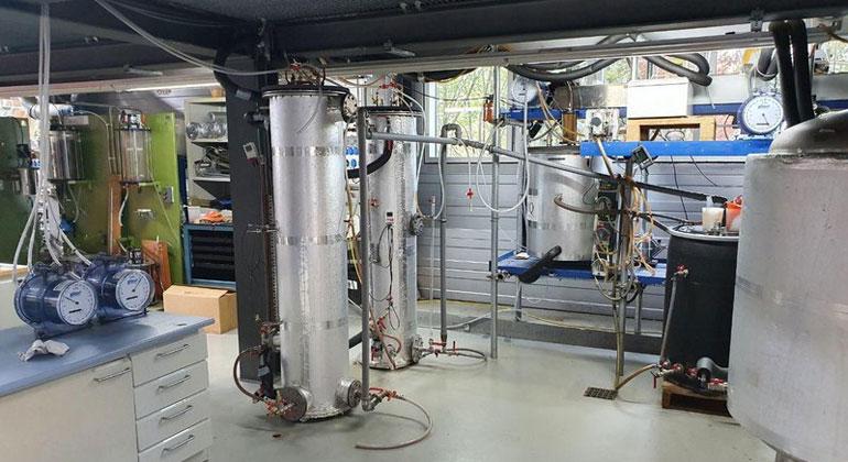 Speicherung Erneuerbarer Energien und CO2-Verwertung
