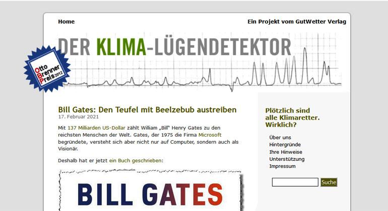 klima-luegendetektor.de   Bill Gates
