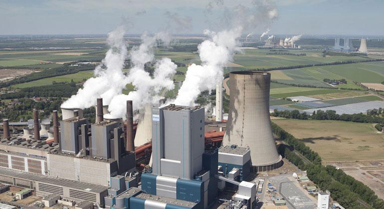RWE | Kohlekraftwerk | Niederaussem