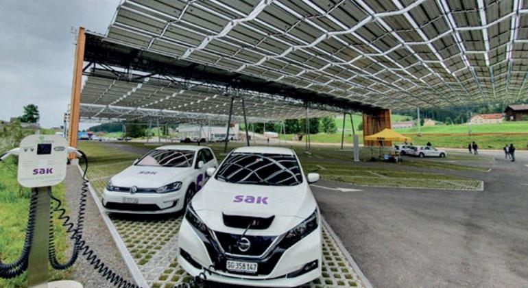Nordrhein-Westfalen: Solar-Parkplätze sollen kommen