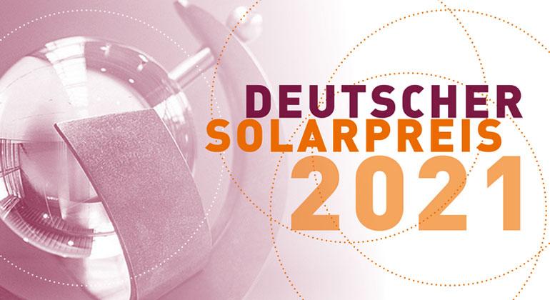 Eurosolar.de / Deutscher Solarpreis 2021
