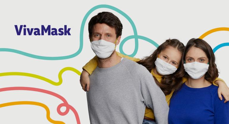 Die Alternative zu den problematischen Einwegmasken