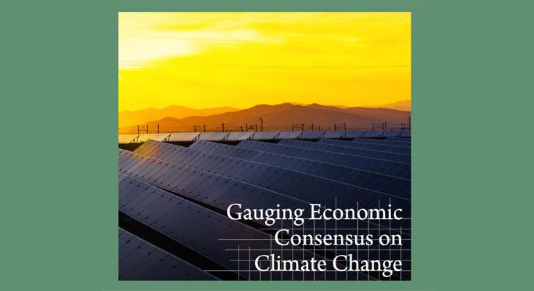 Wirtschaftlicher Konsens zum Klimawandel